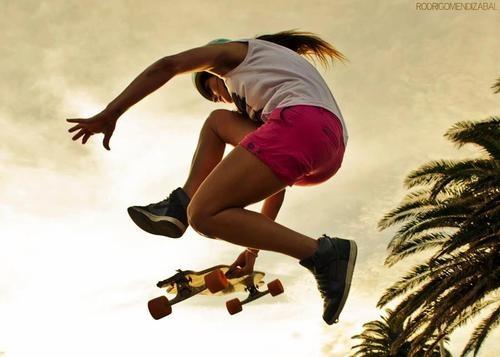 longboard tricks