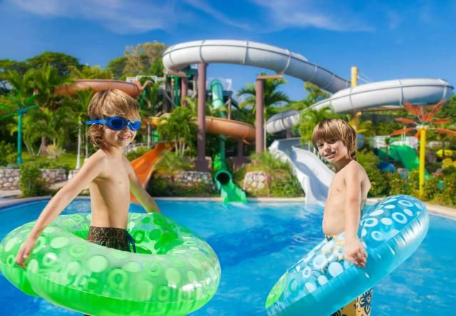 Which all-inclusive hotel chain is the best fit for your family? Here's the lowdown on top kid-friendly brands in the Caribbean and Mexico.: Yes to Sunshine, No to Pricing SurprisesBeaches ResortsClub MedDivi ResortsAzul Hotels by KarismaDreams Resorts & SpasGrand Palladium