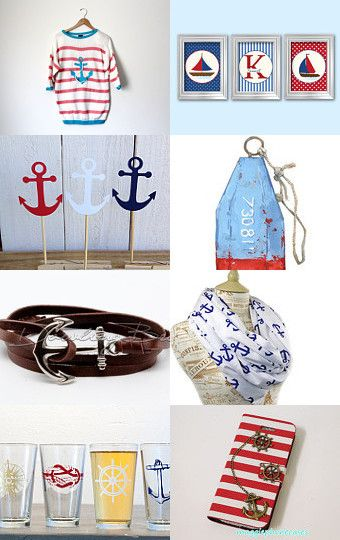 94 best Nautical Party Favors images on Pinterest   Nautical party ...