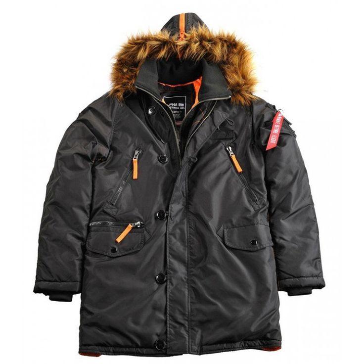 john-andy.com | Alpha Industries PPS N3B Jacket