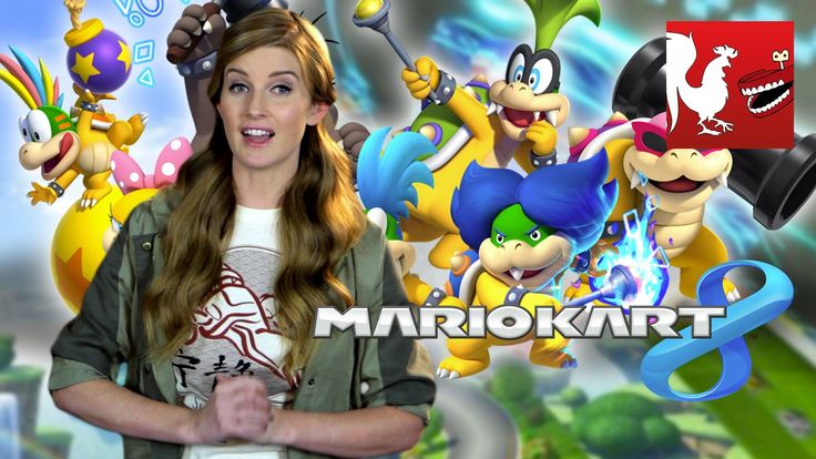 News: Koopalings & Mario Kart 8 Release Date + New 3DS Pokemon Game + Xbox One Controller Changes