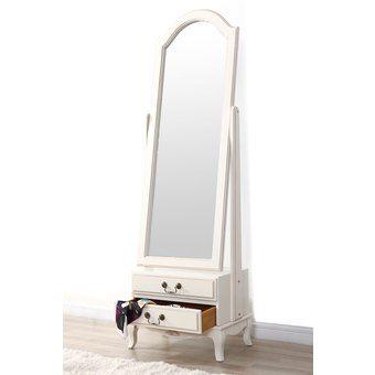 M s de 25 ideas incre bles sobre espejos de cuerpo entero for Espejo pie madera