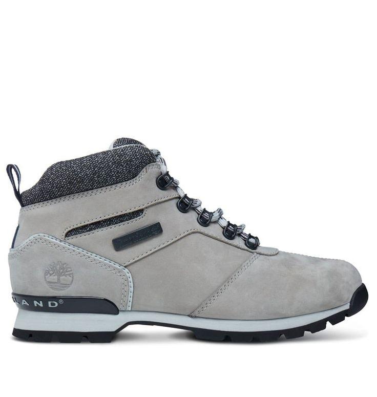 Réf : A18FI  À la montagne comme à la ville, ces Chaussures Homme Timberland Splitrock 2 Hiker vous suivront partout ! Leur joli cuir de nubuck gris provient d'un atelier écologique classé Argent par le LWG. 15% de caoutchouc recyclé ont été utilisés pour créer la semelle extérieure. De plus, la semelle intermédiaire a été fabriquée via le procédé EVA et le collier de cette chaussure est rembourré.