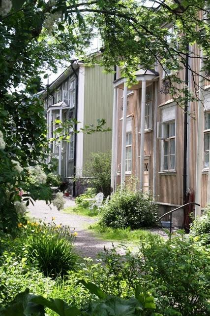 Old Vallila, Helsinki, Finland