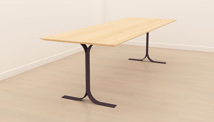Tafel op maat ontwerpen en laten maken -              Studio H&K