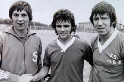 Three of the greatest ever Rangers