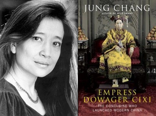 "Current Read - Empress Dowager Cixi by Jung Chang  'Although I have heard much about Queen Victoria,"" her Chinese contemporary, the Empress Cixi, once remarked, ""I do not think her life is half as interesting and eventful as mine."""