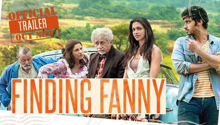 Presenting the official Theatrical Trailer of #FindingFanny Starring #DeepikaPadukone, #ArjunKapoor