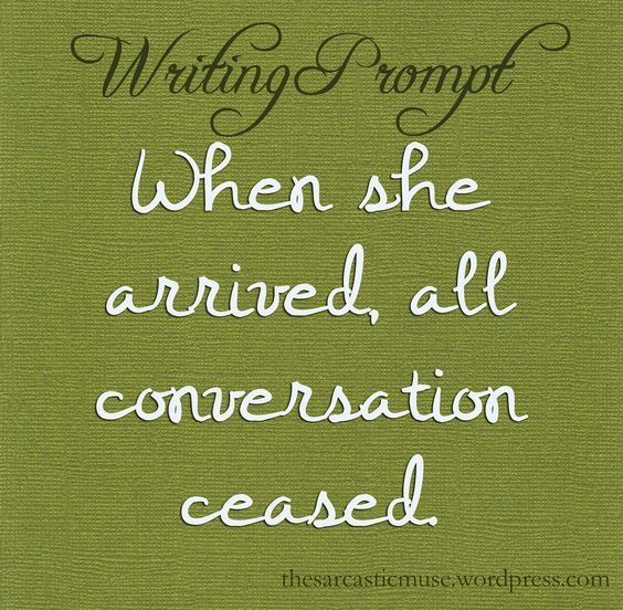 The Sarcastic Muse Writing Prompts: Photo: