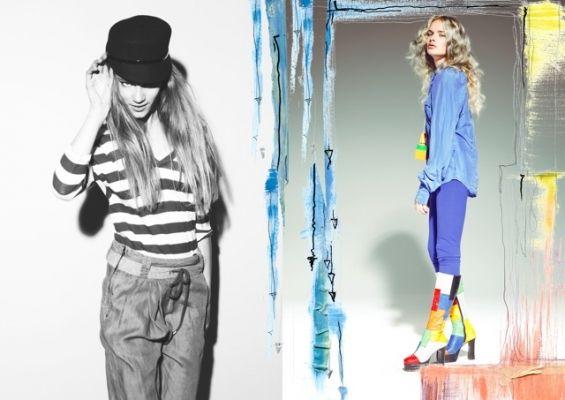 Inge de Lange, fashion stylist, DEPT