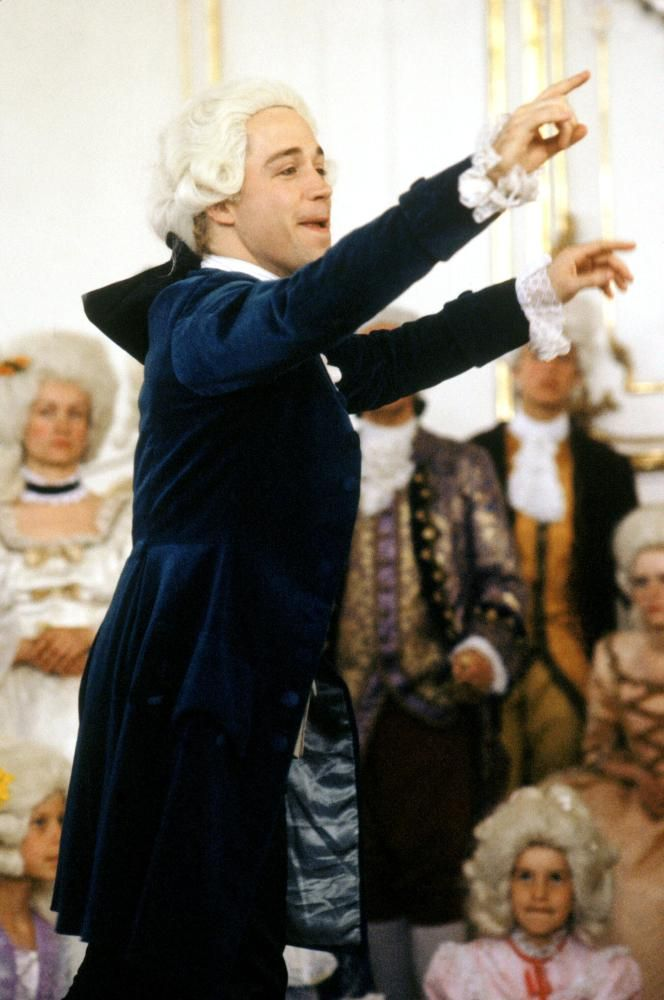 film amadeus essay A discussion of important themes running throughout amadeus great supplemental information for school essays and projects.