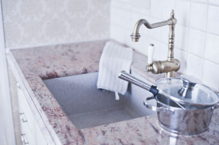 When you notice your drain is starting to clog, a 1/2 cup of baking soda down it, followed by a 1/2 cup of vinegar. Cover with a wet cloth to contain the science fair-like effects. Wait five minutes and then flush with hot water.   - CountryLiving.com