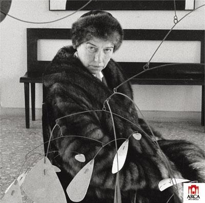 Gianni Berengo Gardin Peggy Guggenheim, 1966