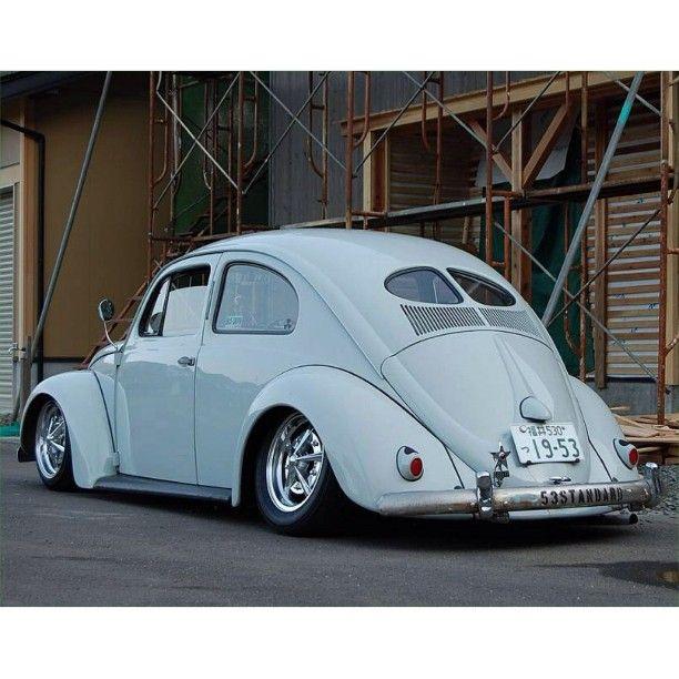 fusca 1953 #split #classic #vw beetle