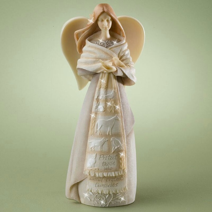 Foundations By Enesco Quot Guardian Angel Of Pets Quot Reads