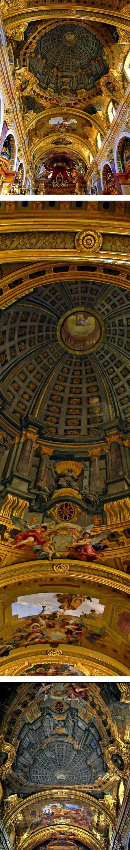 Andrea Pozzo - Jesuit Church Vienne