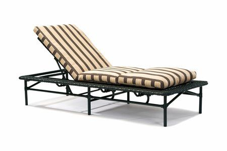 Platinum Outdoor Wicker Adjustable Chaise by...   Wicker Furniture  wickerparadise.com