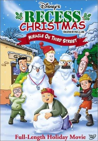 Dabney Coleman & Allyce Beasley & Chuck Sheetz & Howy Parkins-Recess Christmas - Miracle on Third Street