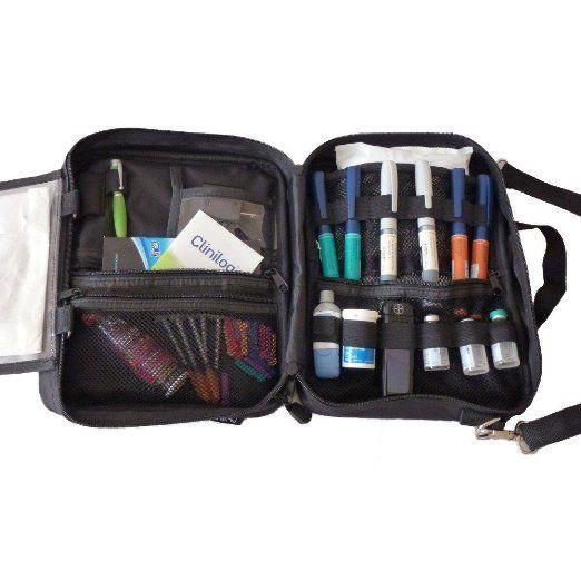 Insulin Pump Travel Bags