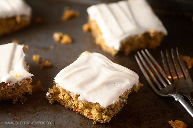 Carrot Cake Cookies With Cream Cheese Icing Bon Appetit