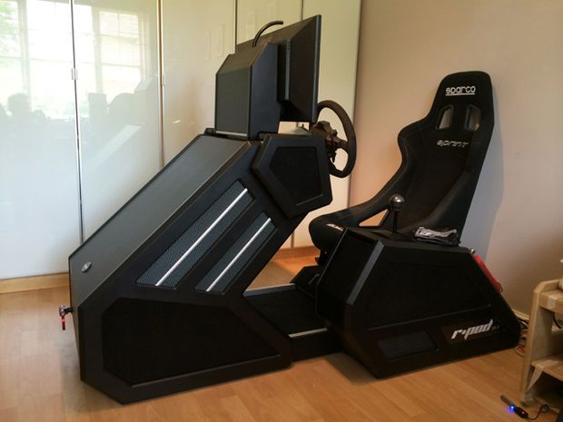 Image Result For Gaming Chair Driving
