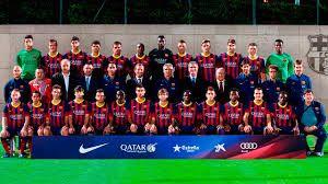 Resultado de imagen para liga española 2015 barsa
