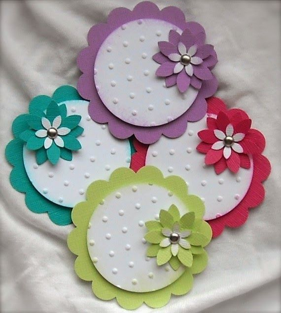 Scrappy Hollow: EMBELLISHMENTS FOR SCRAPBOOKING PAGES