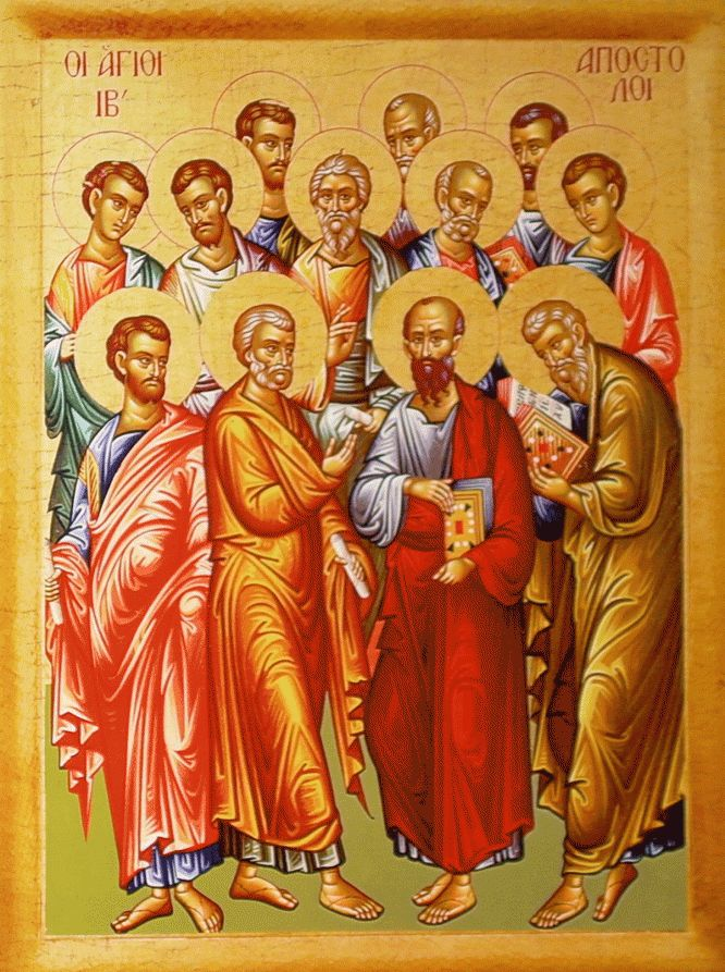 Icon of the Holy Apostles