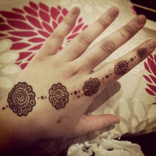 Best 25 Easy mehndi designs ideas on Pinterest Easy hand henna
