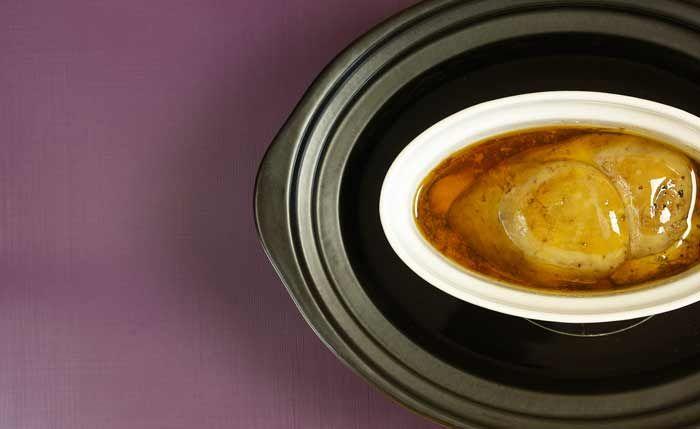 Crockpotting | Terrina de foie mi-cuit en Crock Pot | http://www.crockpotting.es #crockpot #slowcooker