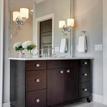 11 best espresso vanity images on Pinterest Bath Bathroom and