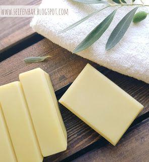 Seifen-Rezepte: Quick 'n easy – Handgemachte Seife mit Bio-Olivenöl #seife #sei…