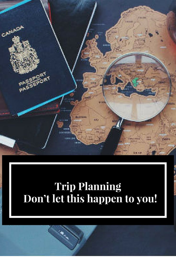 Trip Planning - What to consider before your book your flight! Don't let these 7 overlooked mistakes ruin your next vacation or holiday!