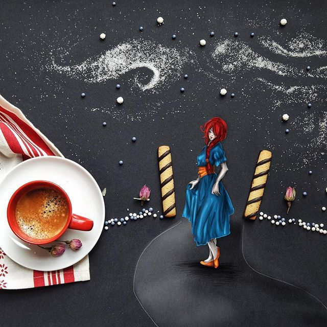 Walking through the door of the next chapter of a life. #littlecoffeestories  Good Sunday and good luck. Have a great day.