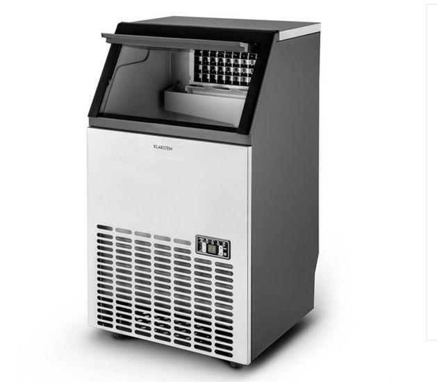 Location d'une machine à glaçon pro à Castres et alentours pour réception. Anniversaire, mariage, repas de famille, cette machine à glaçon peut produire jusqu'à 45kg de glaçon par jour.
