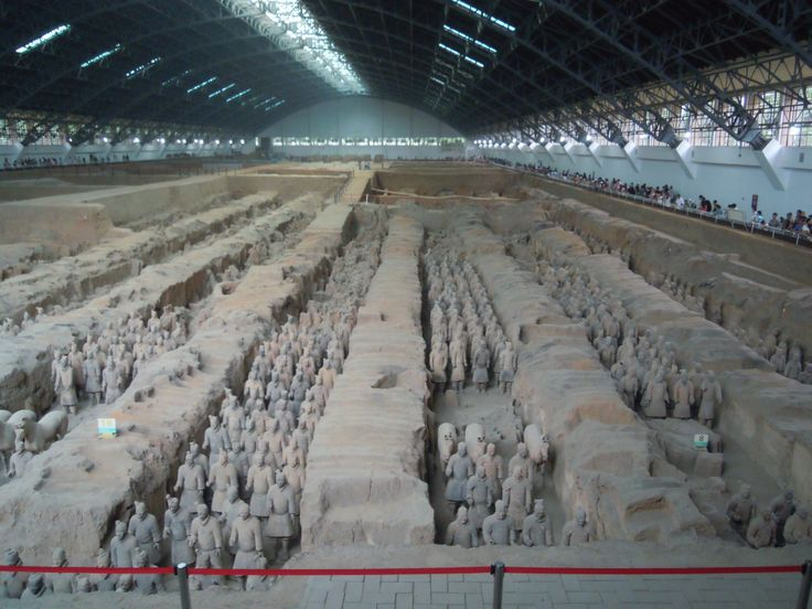 Xi'an - L'esercito di terracotta
