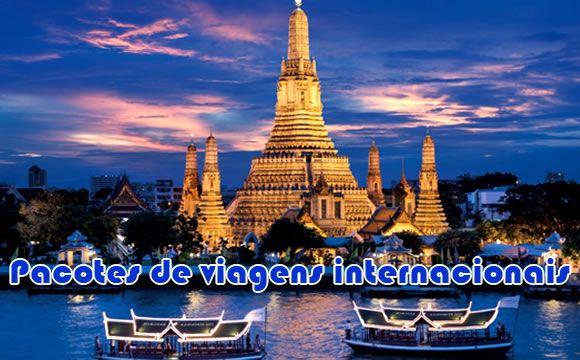 Pacotes de viagens internacionais 2016 - Promoções ótimas #viagens #internacional #promoção