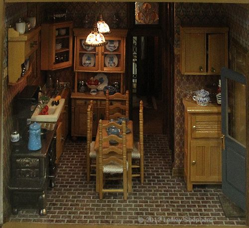 Explore The Furniture From A 1930s Dollhouse