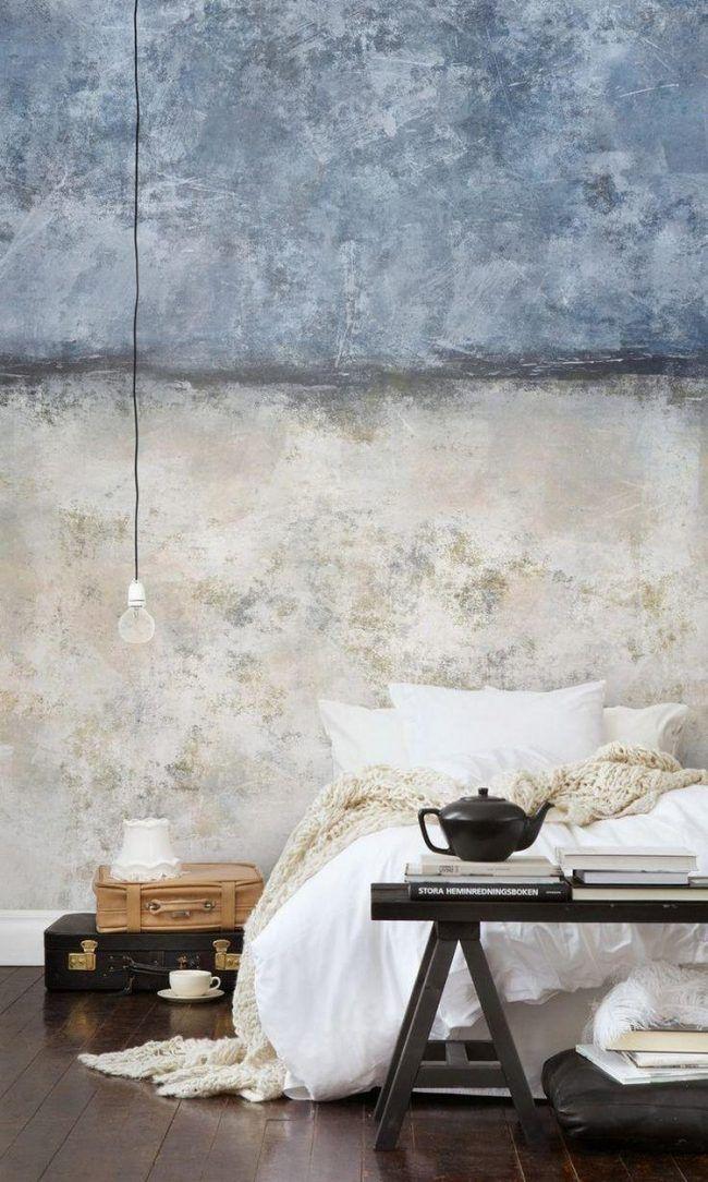 die besten 25 wandgestaltung spachteltechnik ideen auf pinterest wandgestaltung mit putz. Black Bedroom Furniture Sets. Home Design Ideas
