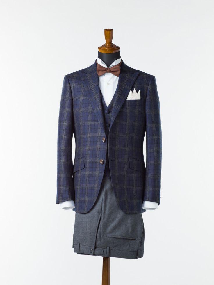 結婚式の新郎タキシード/新郎衣装はメンズブライダルへ
