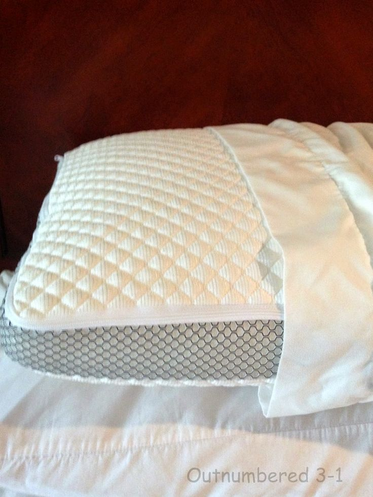 Therapedic TruCool Side Sleeper Pillow--I need this!