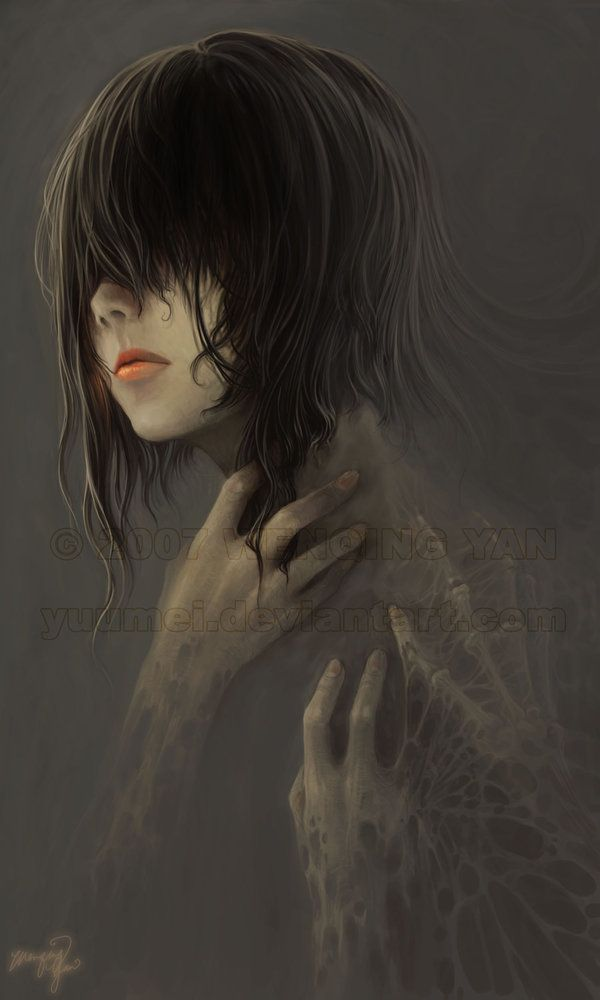 Fade to Gray by yuumei.deviantart.com