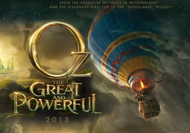Trailer Oficial: Oz El Poderoso