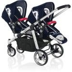 How the Double #Baby stroller Will Make Life Easier