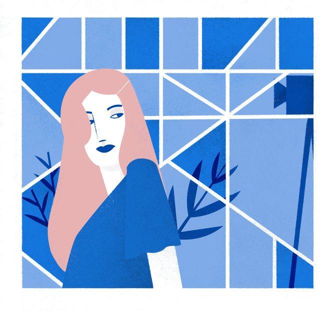 Cinephilia - Veronica Cerri Illustration