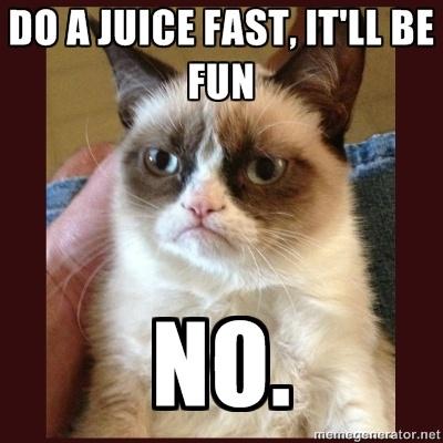 Do A Juice Fast...