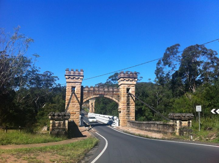 Kangaroo Valley, NSW