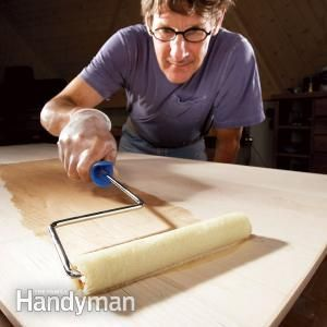 These tips and techniques for applying oil-based polyurethane produce virtually flawless results. They include using a roller, using wipe-on poly and above all | See more about Tips, Painting Techniques and Painting.