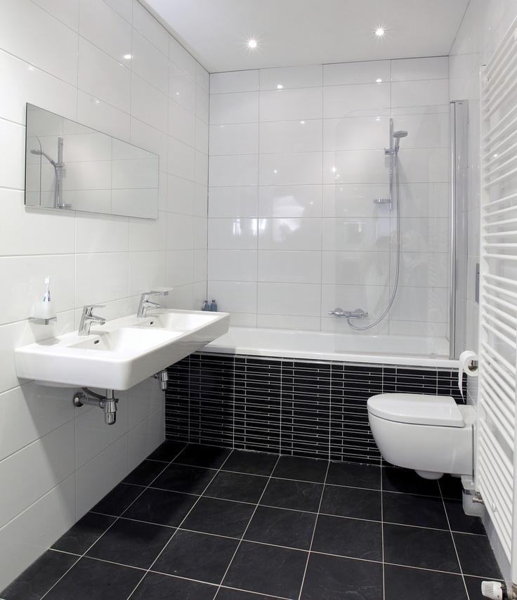 Kleine badkamer inrichten inspiratie voor de kleine badkamers - Kleine betegelde badkamer ...