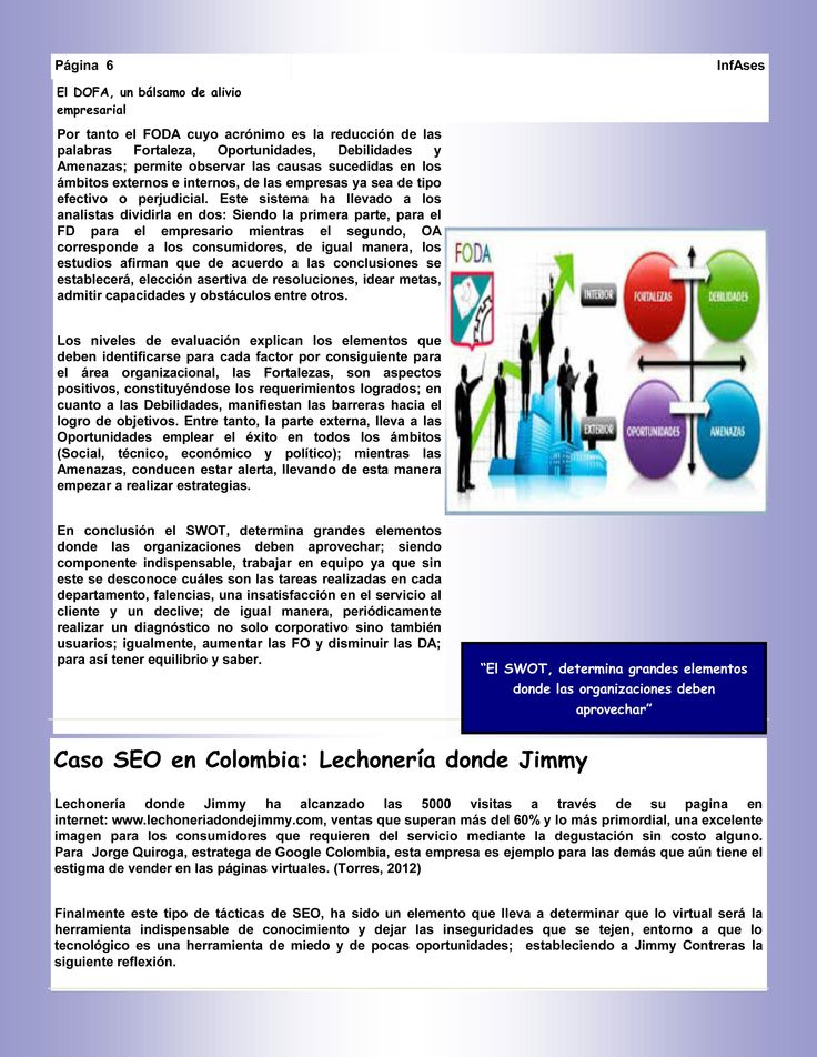 Revista InfAses | Logos de Asesmercom | Pinterest